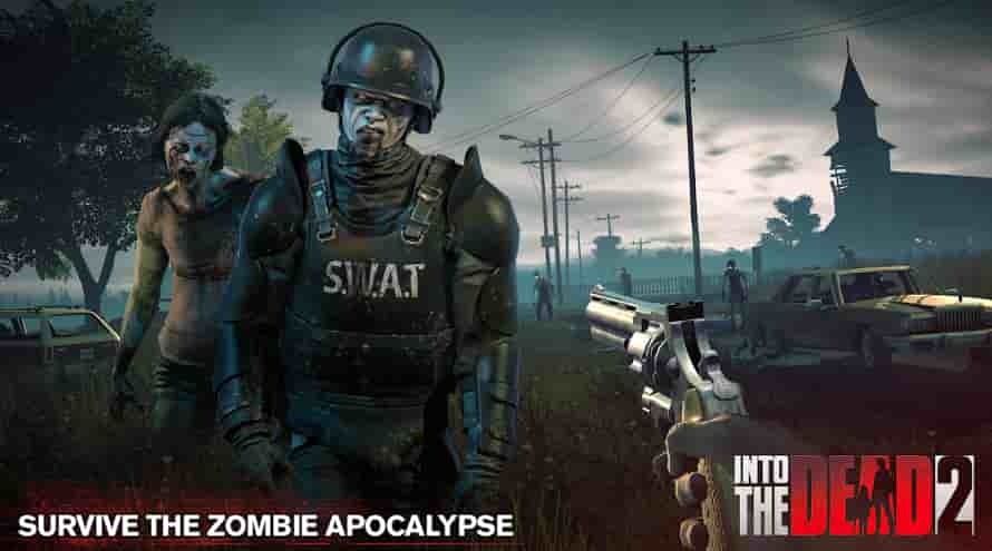 Into the Dead 2 Mod Apk 1.44.1 (Unlimited Coins/ Energy/) Download