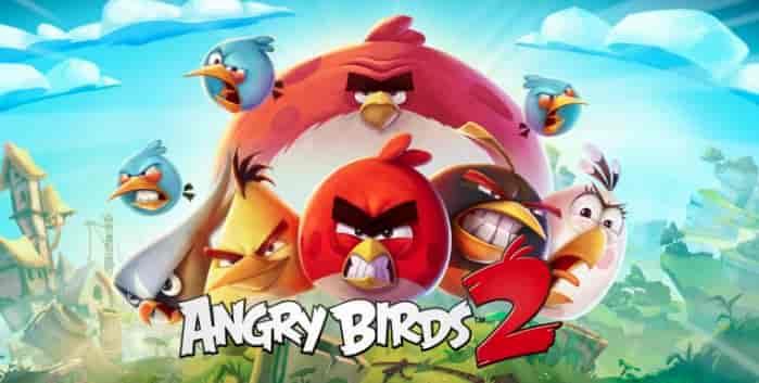 Angry Birds 2 MOD APK (Money/Gems) Latest Download