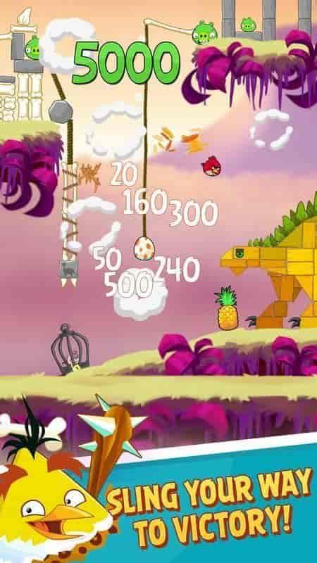 Angry Birds Rio Mod Apk Download