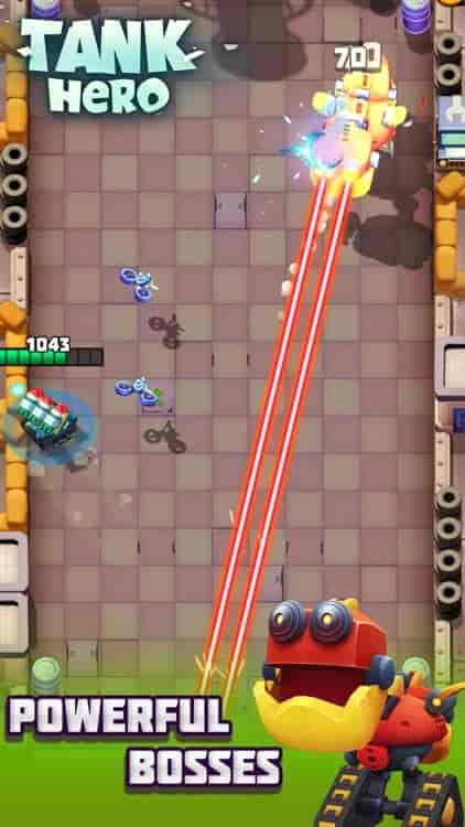 Tank Hero Mod APK