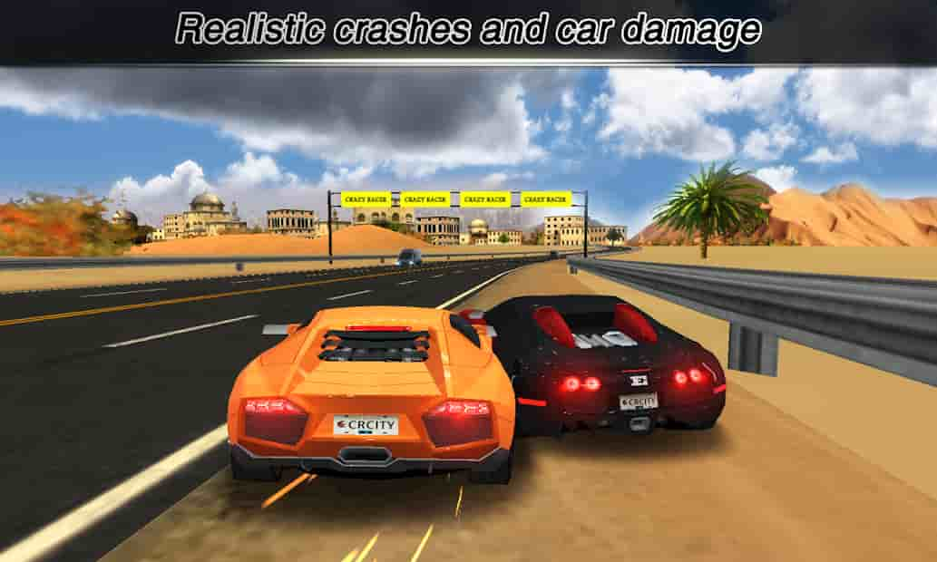 City Racing 3D Mod apk Download