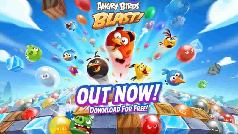 Angry Birds Blast Mod Apk 2.1.5 (Unlimited Coins) Download for android