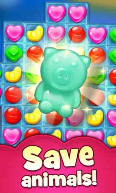 Candy Blast Mania Mod Apk