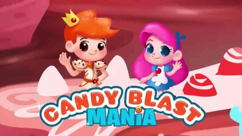Candy Blast Mania Mod Apk 1.4.3 (Unlimited Money) Download For Android