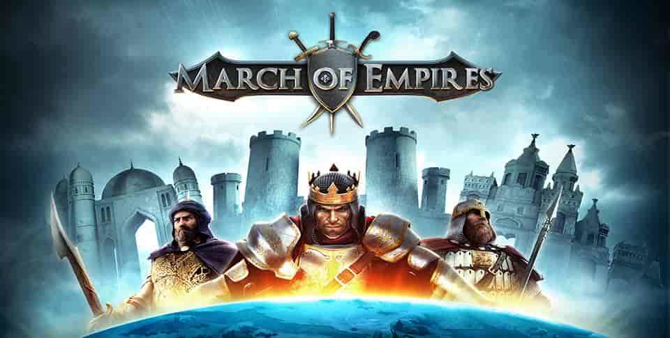 March of Empires Mod Apk 5.2.1b (Unlimited Coins) Free Download