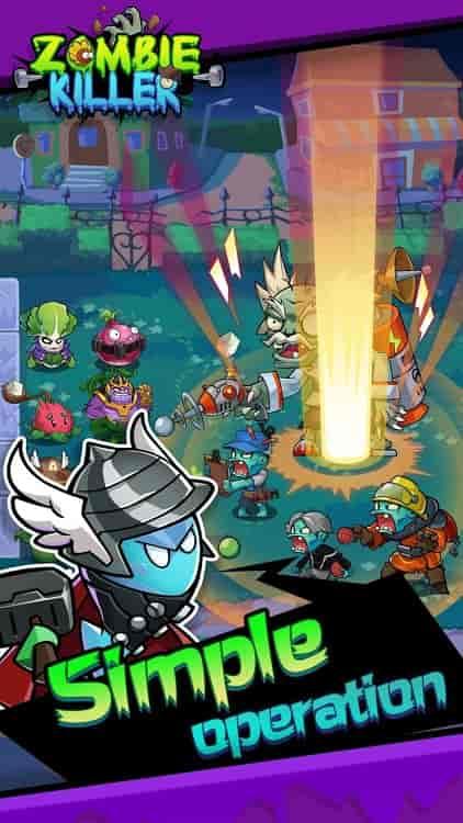 Zombie Killer Mod Apk