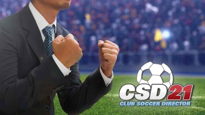 Club Soccer Director 2021 Mod Apk 1.5.4 (Unlimited Money) Download
