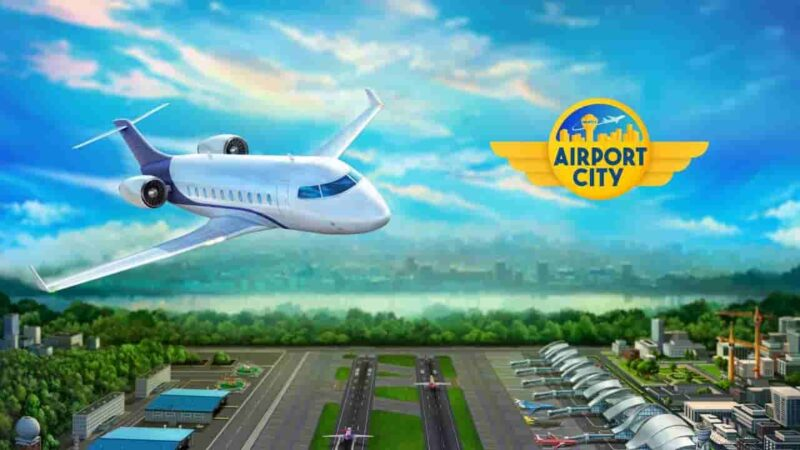 Airport City Mod Apk 8.7.17 (Energy/Fuel/Gold) Free Download