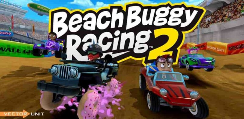 Beach Buggy Racing 2 MOD APK 1.6.9 (Unlimited Money) Free Download