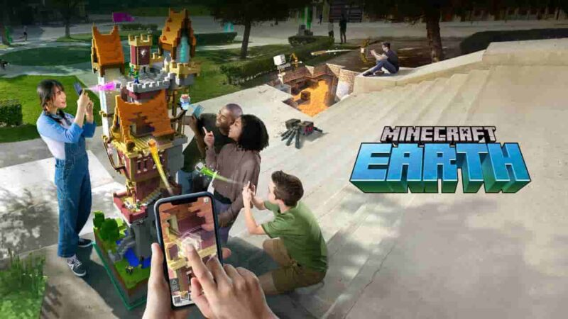 Minecraft Earth Mod Apk 0.29.0 (Patched) Free Download