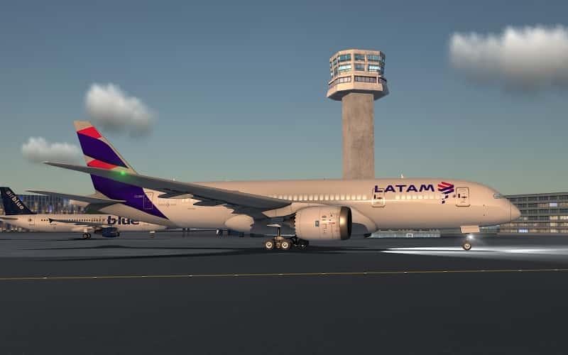 Real Flight Simulator Mod Apk