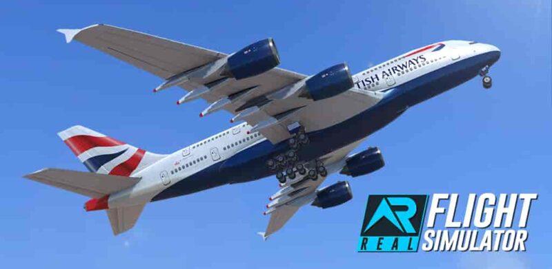 Real Flight Simulator Mod Apk 0.9.6 (Unlocked) Free Download