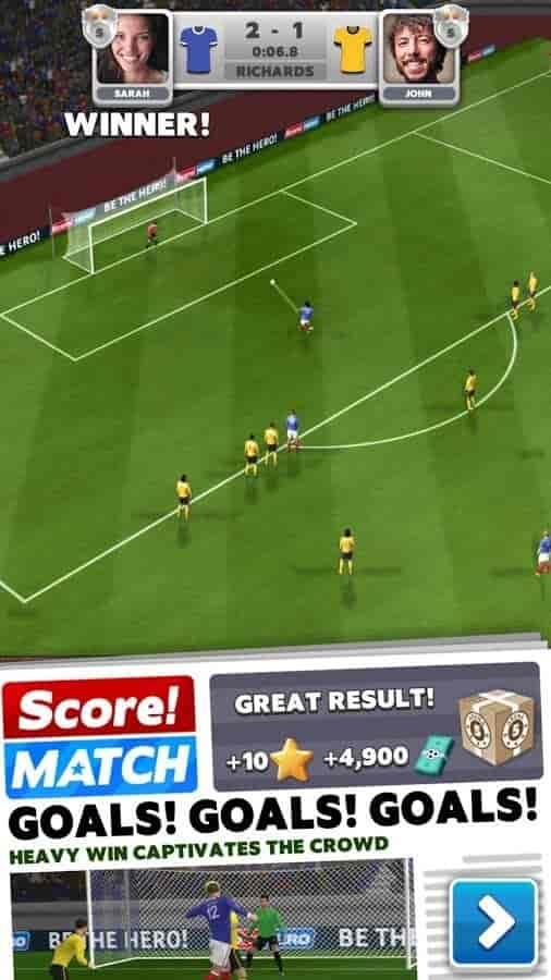 Score! Match Mod Apk