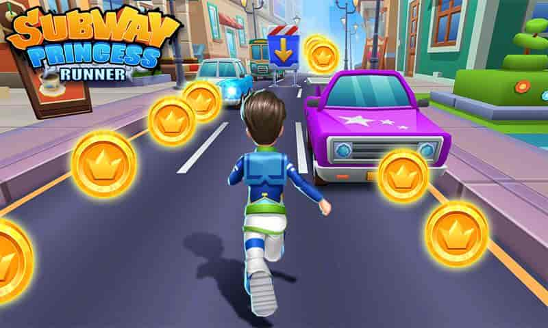 Subway Princess Runner MOD APK 4.8.3 (Unlimited Money) Free Download