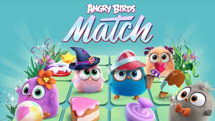 Angry Birds Match 3 MOD APK (Money/Coins/Lives) Download