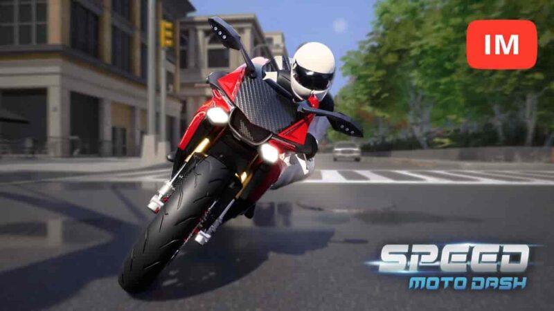 Speed Motor Dash Mod Apk + Data 1.16 (Unlimited Money) Free Download