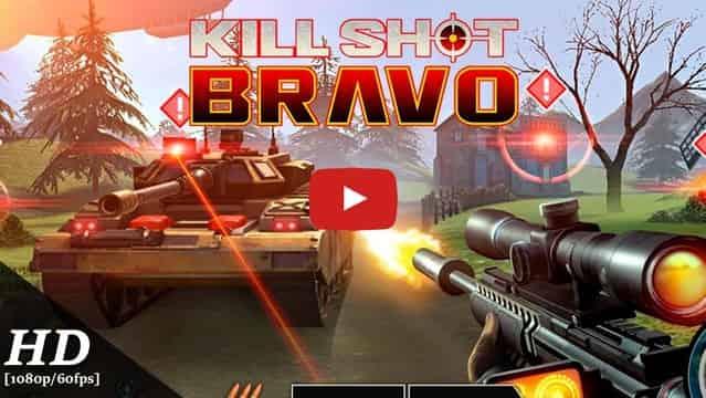 Kill Shot Bravo Mod Apk 8.9 (Unlimited Ammo) Free Download