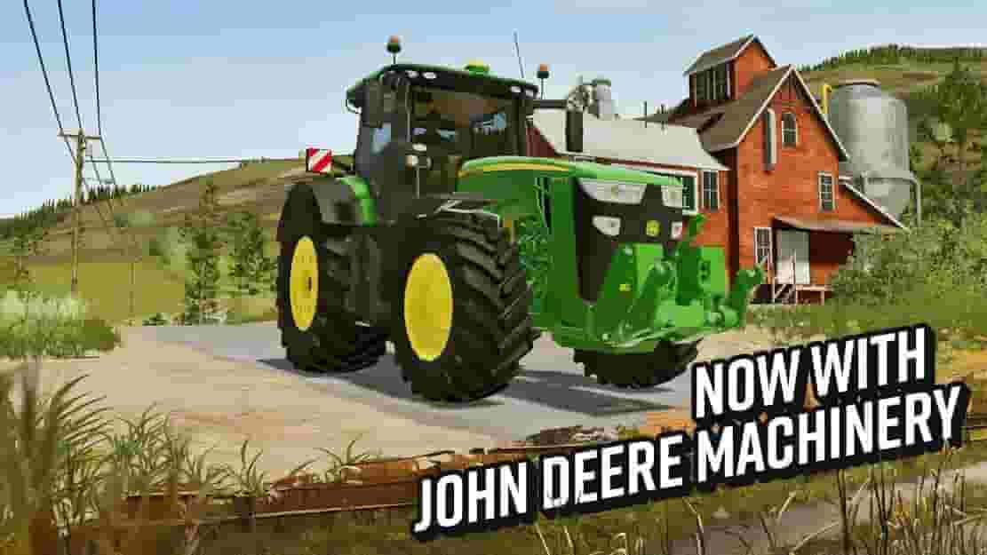 Farming Simulator Mod Apk