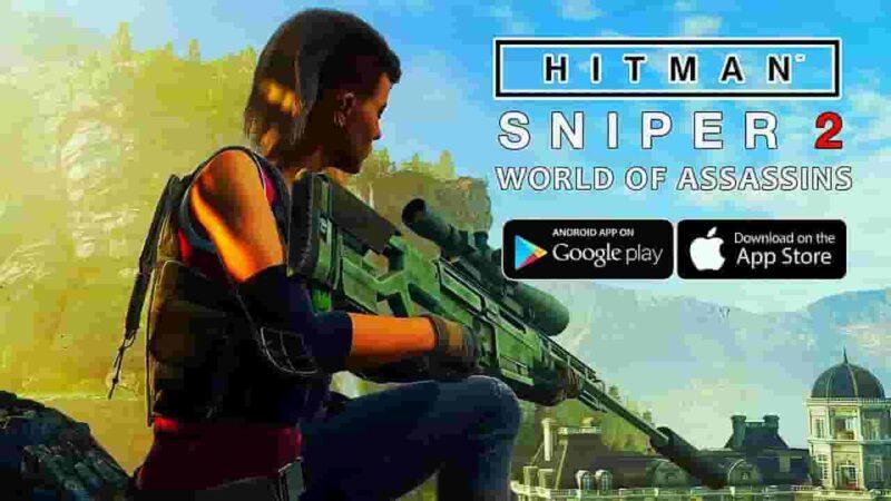 Hitman Sniper 2 0.1.8 Mod Apk (Unlimited Ammo) Free Download