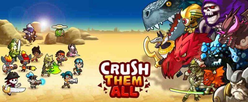 Crush Them All Mod Apk 1.6.520 (Unlimited Flooz) Download