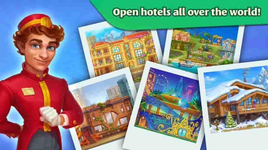 Grand Hotel Mania Mod Apk