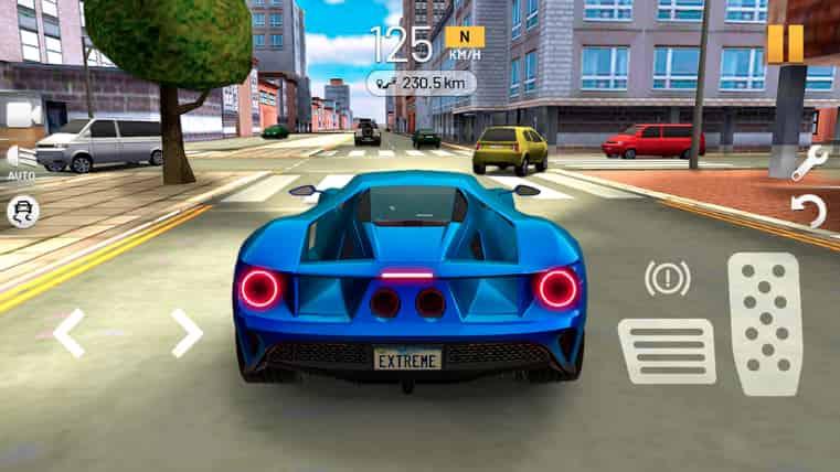 Extreme Car Driving Simulator Mod Apk (Money) Download