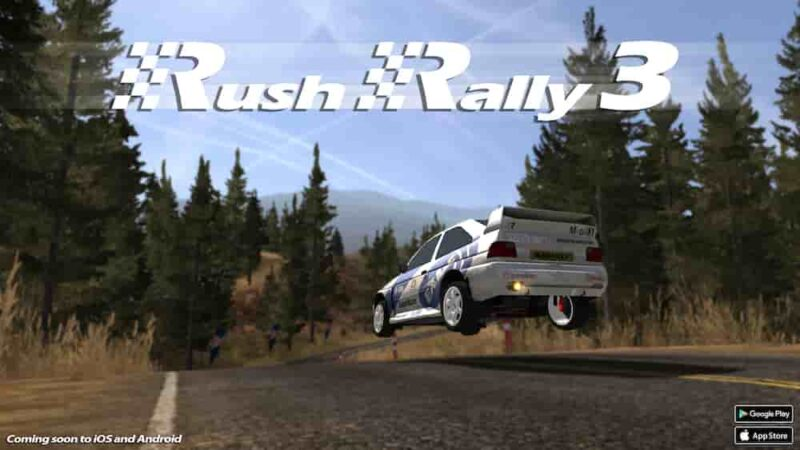 Rush Rally 3 Mod Apk 1.98 (Unlimited Money) Latest Download