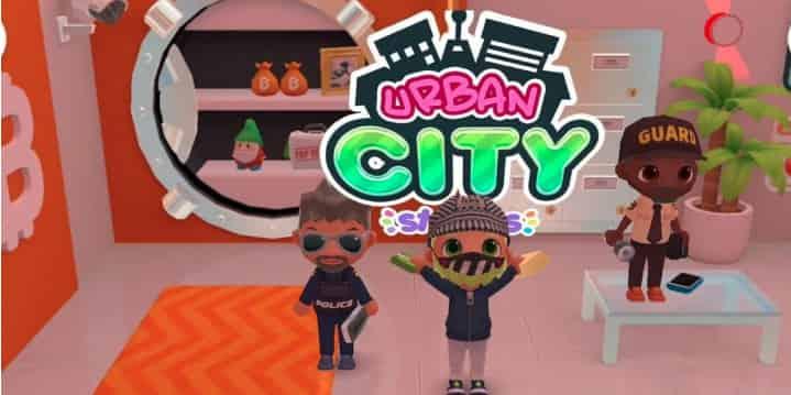 Urban City Stories 1.1.0 Mod Apk (Free Shopping) Latest Download