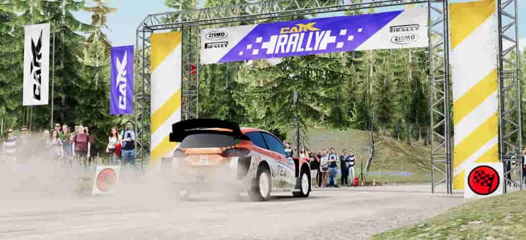 CarX Rally Mod Apk