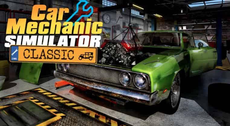 Car Mechanic Simulator MOD APK 1.3.42 (Unlimited Money) Download