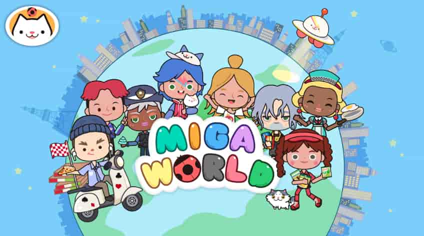 Miga Town Mod Apk + Data 1.25 (Unlocked) Latest Download