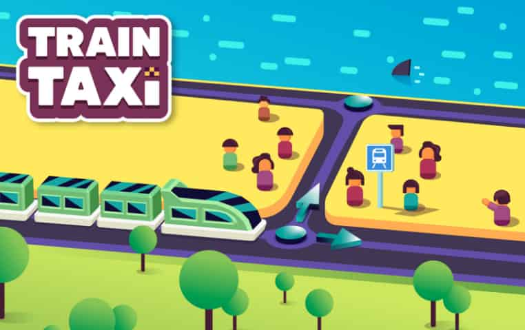 Train Taxi 1.4.11 Mod Apk (Unlimited Coins) Latest Download