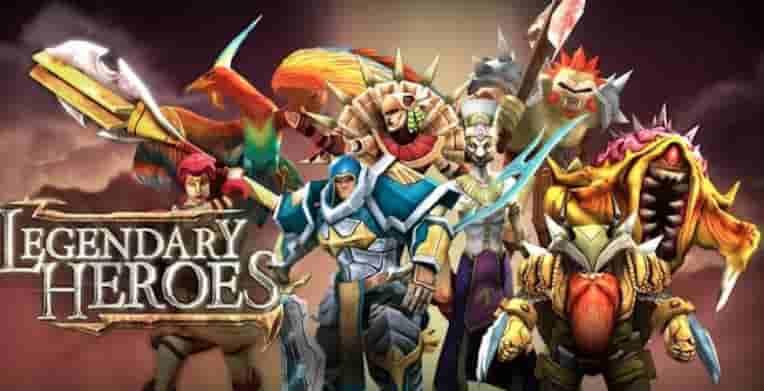 Legendary Heroes 3.0.71 Mod Apk (Unlimited Money) Download
