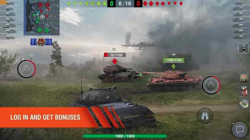 World of Tanks Blitz Mod Apk