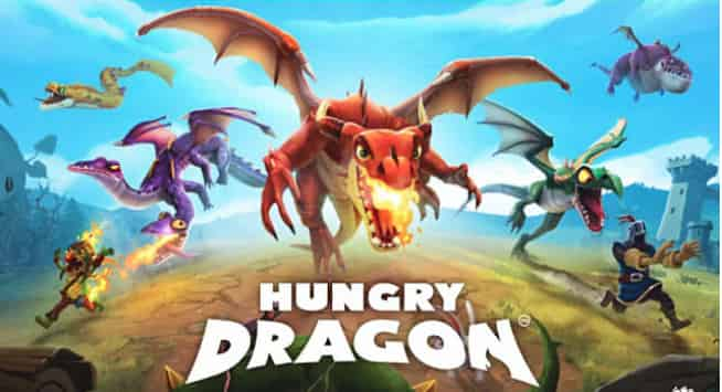 Hungry Dragon 3.8-498 Mod Apk (Unlimited Money) Download