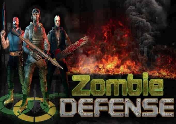 Zombie Defense 1.8 Mod Apk (Unlimited Gold) Latest Download