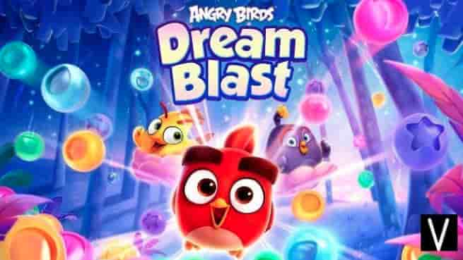 Angry Birds Dream Blast 1.30.1 Mod Apk (Unlimited Everything) Latest Download