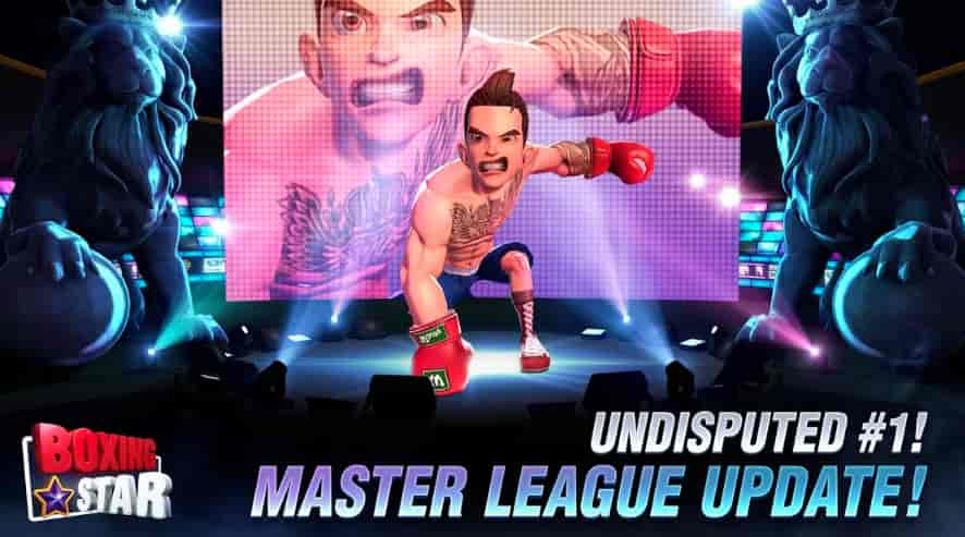 Boxing Star Mod Apk + Data 2.8.1 (Unlimited Money) Download