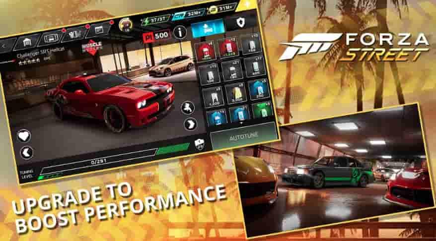 Forza Street Mod Apk