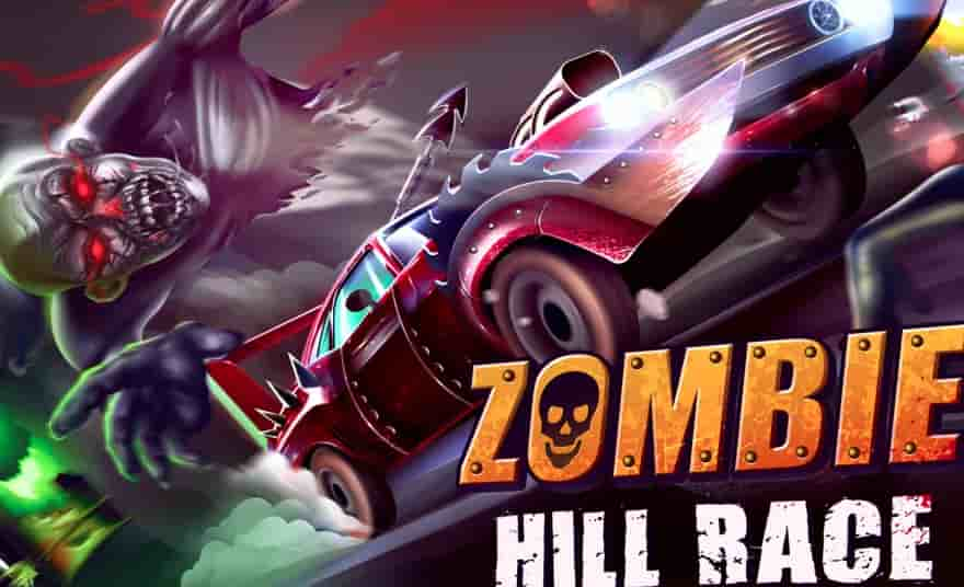 Zombie Hill Racing Mod Apk 1.7.5 (Unlimited Gold) Download