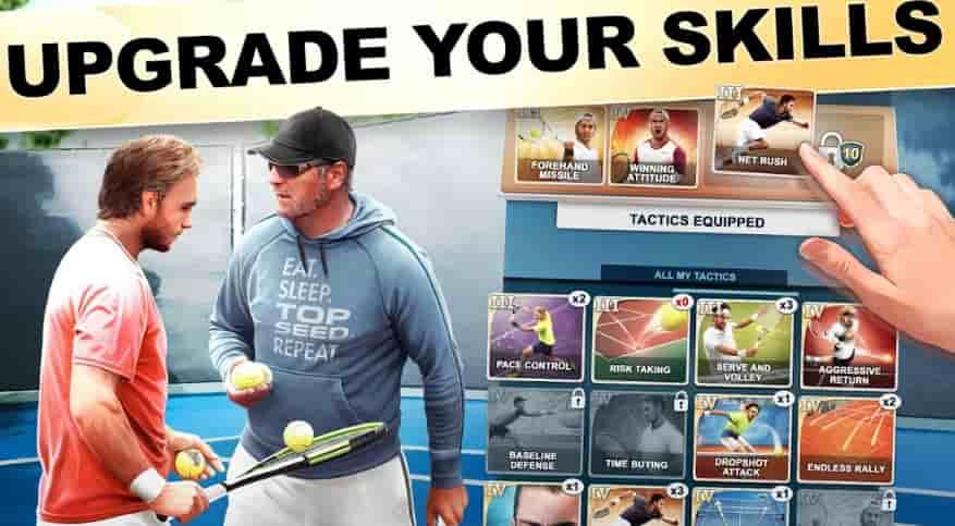 TOP SEED Tennis MOD APK