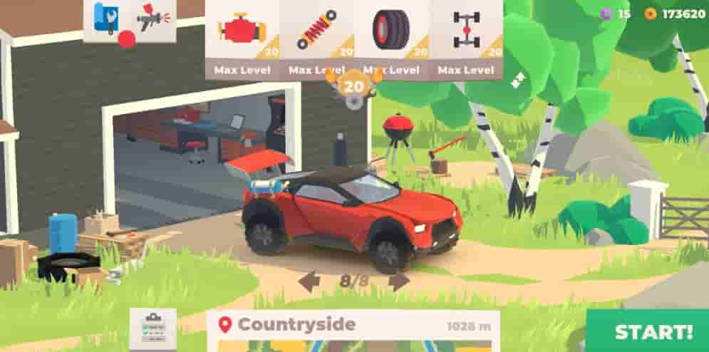 Hillside Drive Mod Apk 0.8.1-54 (Unlimited Money) Download