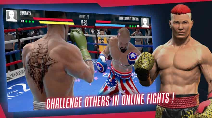 Real Boxing 2 Mod Apk