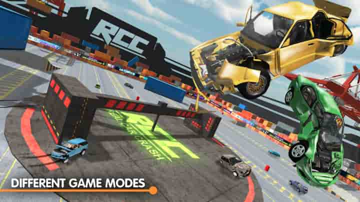 Real Car Crash Mod Apk 1.2.3 (Unlimited Money) Latest Download