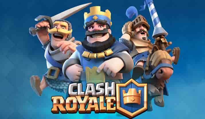 Clash Royale Mod Apk 3.5.0 (Unlimited Money) Download