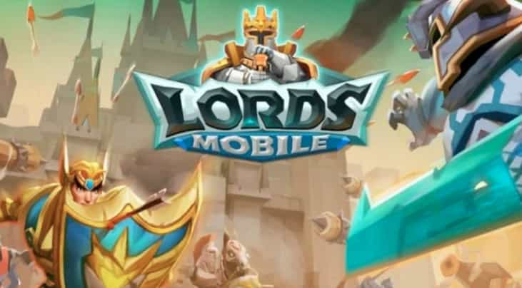 Lords Mobile MOD APK (Money/Fast Skill Recovery) Latest Download