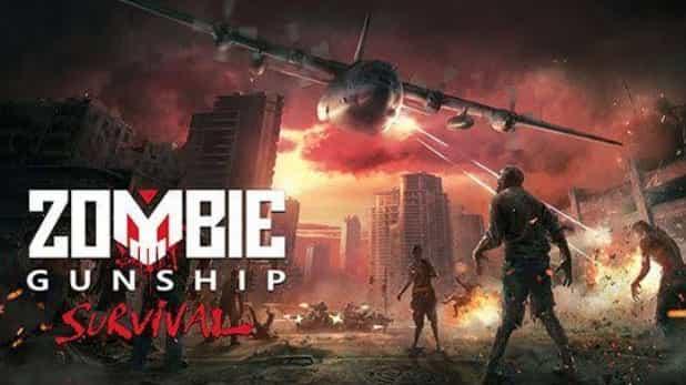 Zombie Gunship Survival Mod Apk (Unlimited Money) Latest Version Download