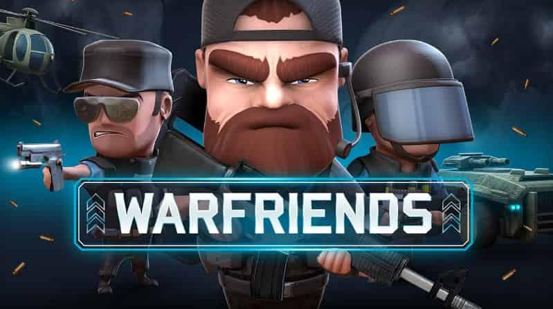 WarFriends Mod Apk + Data 4.3.0 (Ammo/Unlocked) Download