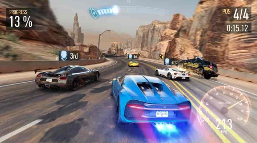 Need for Speed™ No Limits VR Mod Apk