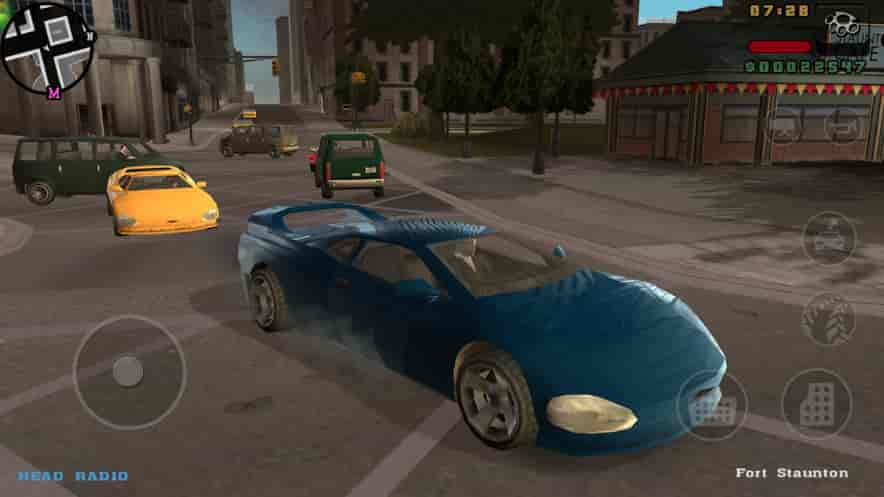 GTA Liberty City Mod Apk